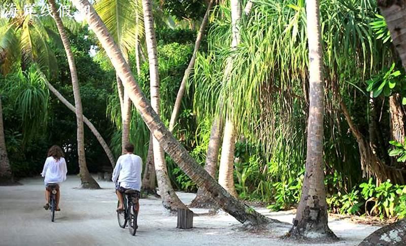 索尼娃富士岛度假村 Soneva Fushi ,马尔代夫风景图片集:沙滩beach与海水water太美,泳池pool与水上活动watersport好玩