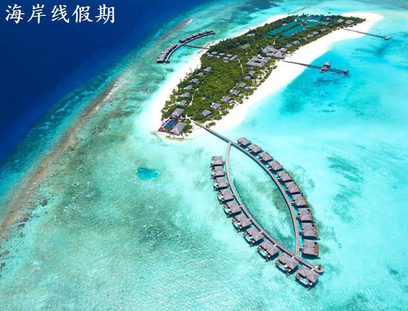 诺库岛 Noku Maldives Resort(原roxy) 鸟瞰地图birdview map清晰版 马尔代夫