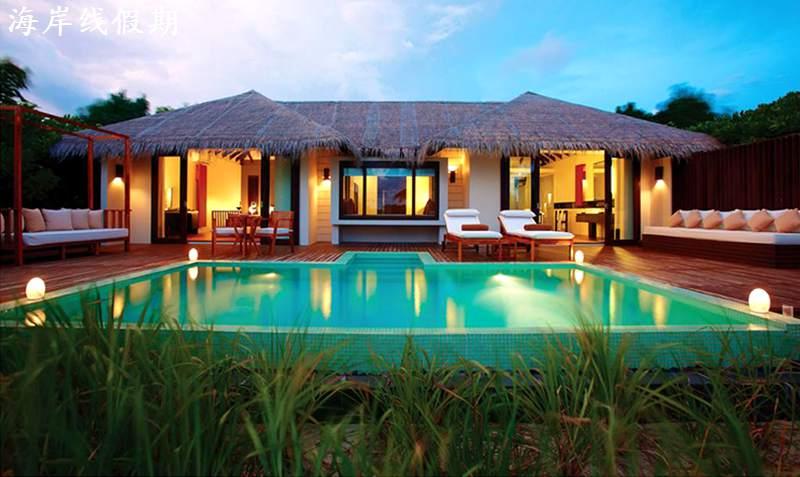 maldives 诺库岛 Noku Maldives Resort(原roxy) 漂亮马尔代夫图片相册集