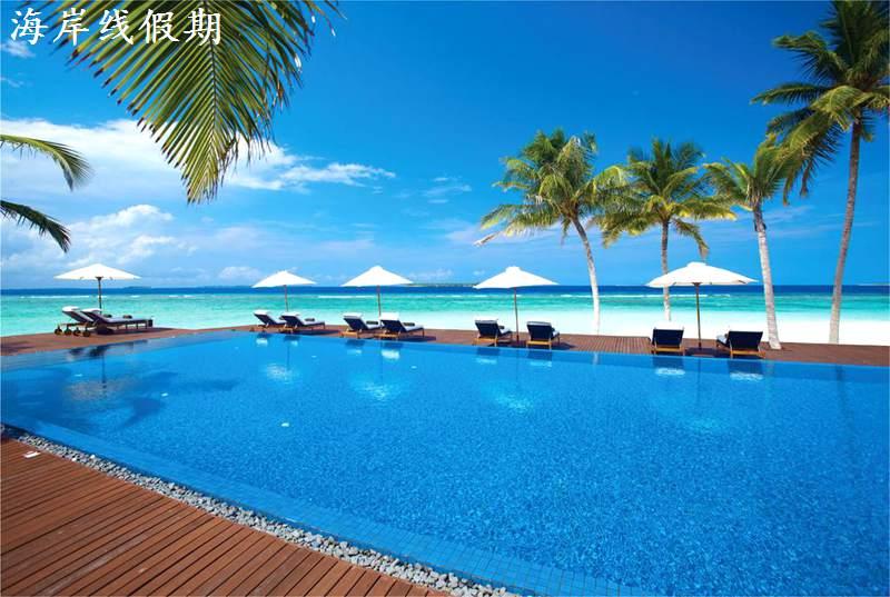 马尔代夫 诺库岛 Noku Maldives Resort(原roxy) 平面地图查看