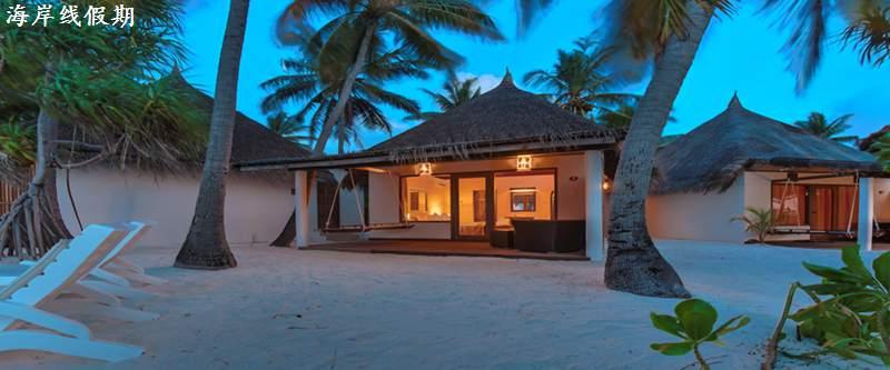 高级沙滩屋-Superior Room 房型图片及房间装修风格(安嘎嘎岛 Angaga Island)海岛马尔代夫