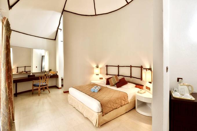 海滩平房-Beach Bungalows 房型图片及房间装修风格(维利多岛 Velidhu Island Resort)海岛马尔代夫