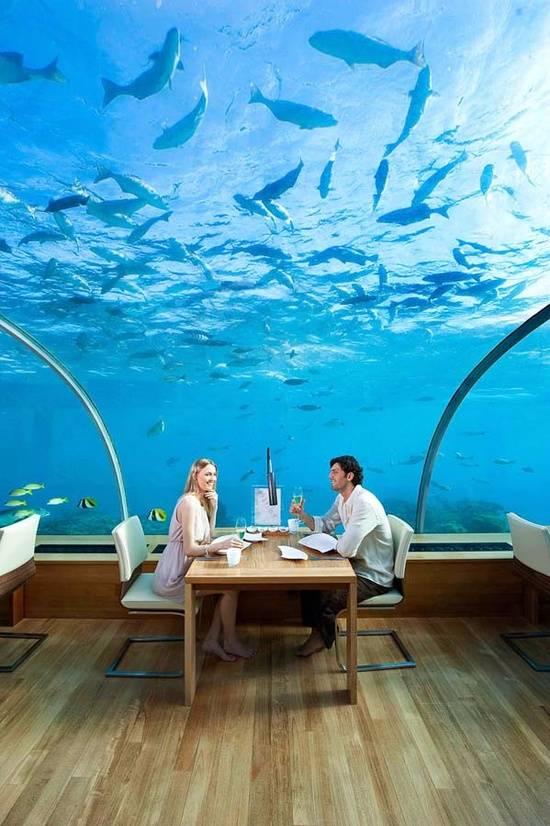 港丽岛--Conrad Maldives Rangali