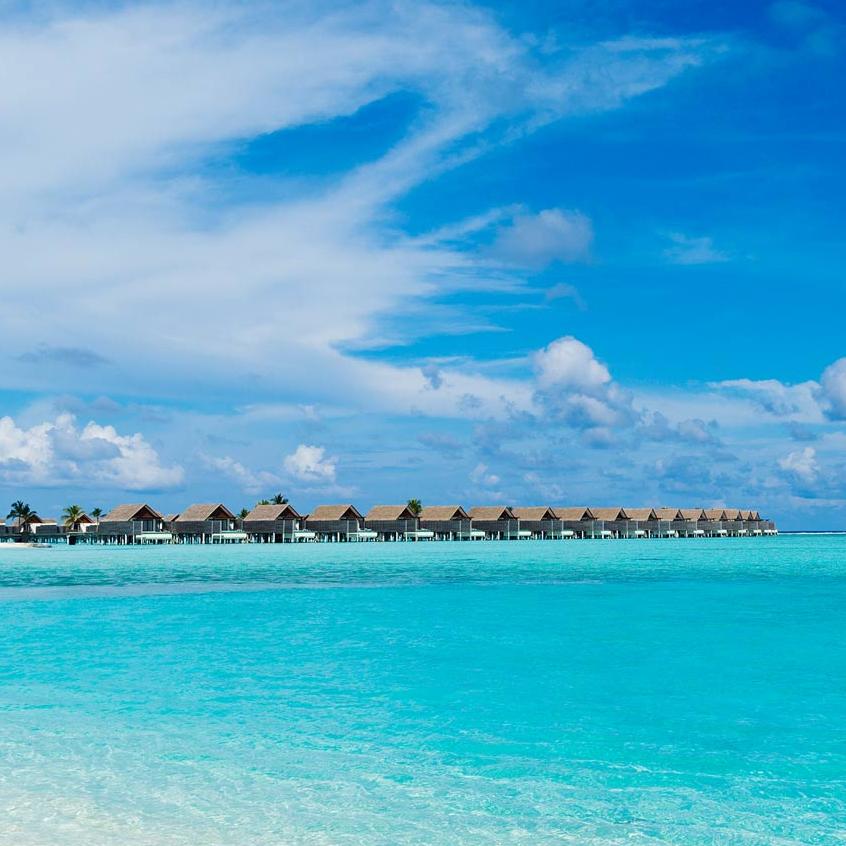 马尔代夫马尔代夫NIYAMA岛,豪华的PER Aquum度假村第一个海底酒吧、水上飞机、私人管家服务,免费WiFi!