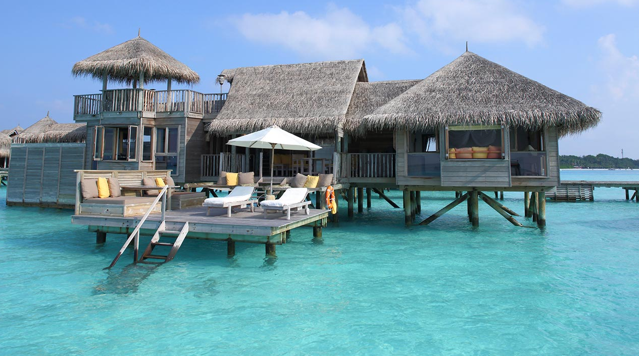 GILI泄湖别墅-GILI Lagoon Villa 房型图片及房间装修风格(姬丽兰卡富士 Gili Lankanfushi Maldives)海岛马尔代夫