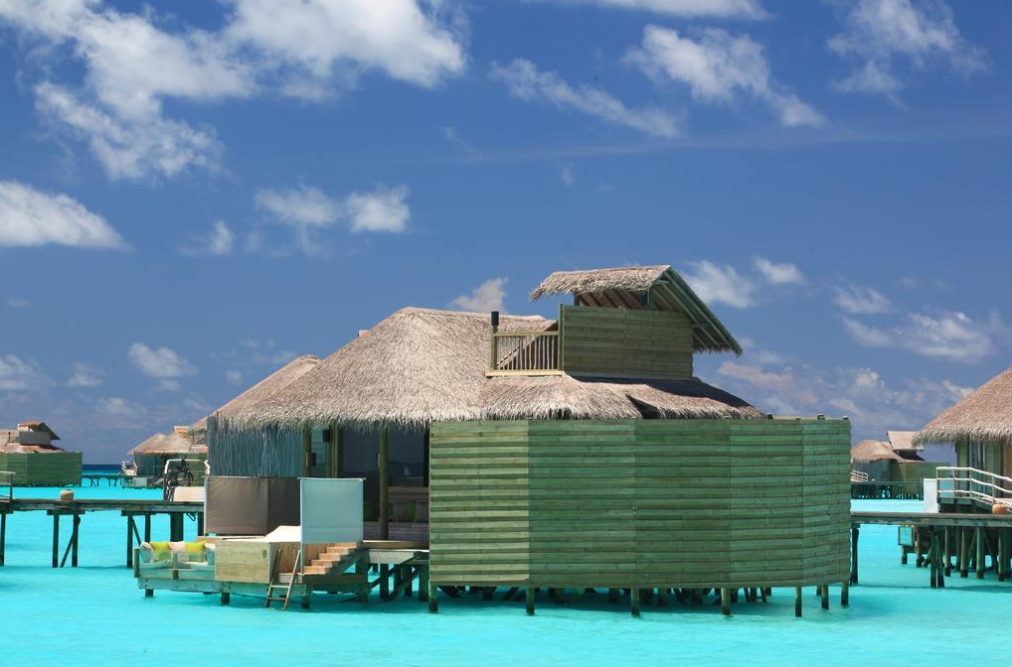 第六感拉姆 Six Senses Laamu Maldives ,马尔代夫风景图片集:沙滩beach与海水water太美,泳池pool与水上活动watersport好玩