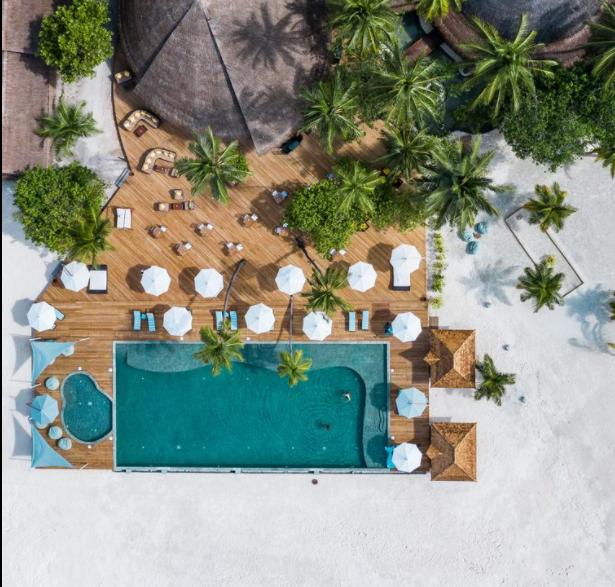 薇拉瓦鲁岛|AV岛|海龟岛 Angsana velavaru ,马尔代夫风景图片集:沙滩beach与海水water太美,泳池pool与水上活动watersport好玩