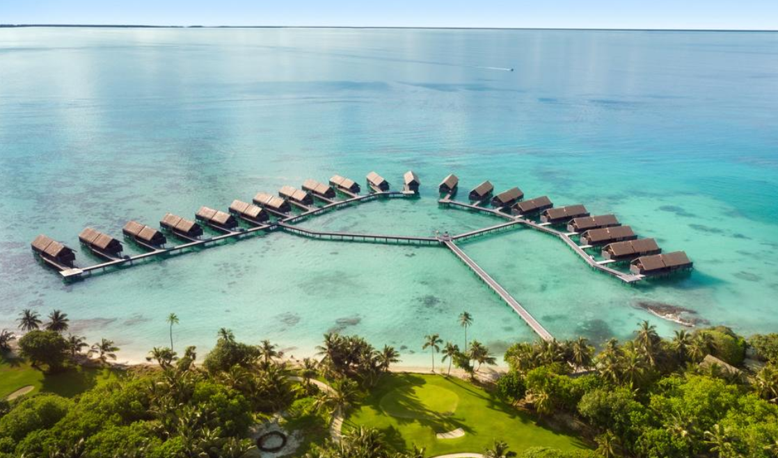 香格里拉|薇宁姬莉岛 Shangri-La s Villingili Resort and Spa Maldives ,马尔代夫风景图片集:沙滩beach与海水water太美,泳池pool与水上活动watersport好玩