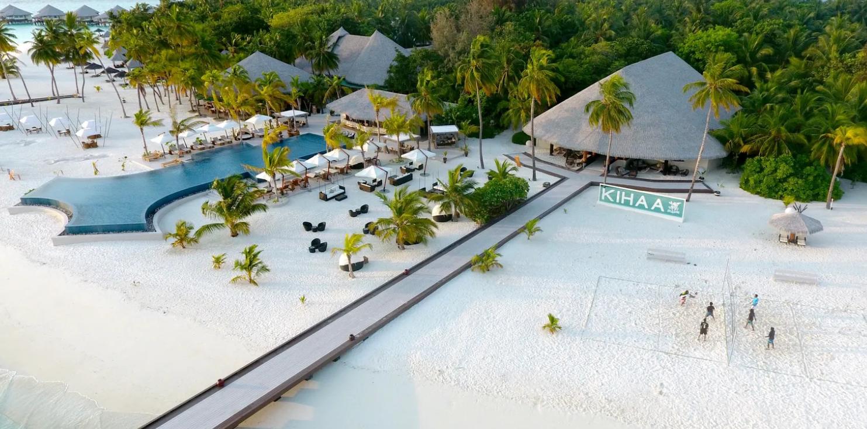 maldives 吉哈岛 Kihaa Maldives 漂亮马尔代夫图片相册集