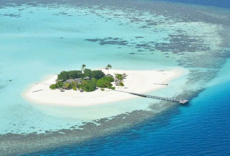 马富士瓦鲁 Maafushivaru Maldives ,马尔代夫风景图片集:沙滩beach与海水water太美,泳池pool与水上活动watersport好玩