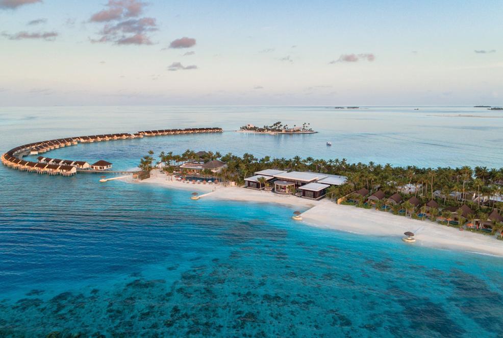 奥静岛 OBLU by Atmosphere at sangeli ,马尔代夫风景图片集:沙滩beach与海水water太美,泳池pool与水上活动watersport好玩