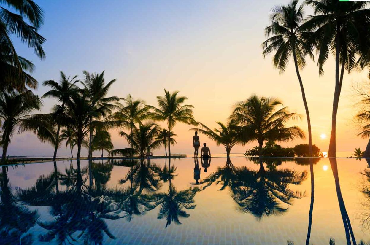 迪加尼|戴加利岛 Dhigali Maldives ,马尔代夫风景图片集:沙滩beach与海水water太美,泳池pool与水上活动watersport好玩