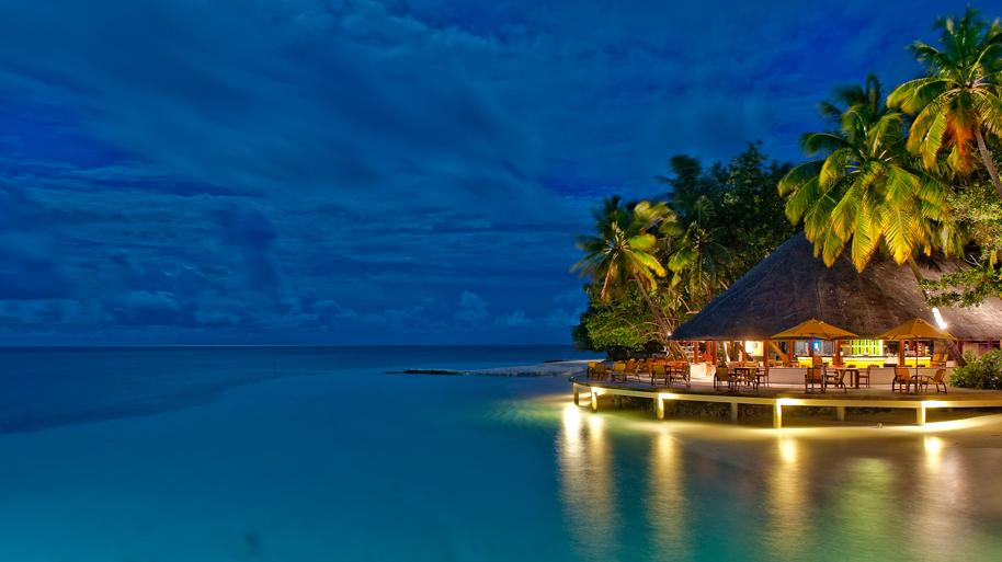 maldives 悦椿伊瑚鲁(葫芦)岛 Angsana Ihuru 漂亮马尔代夫图片相册集