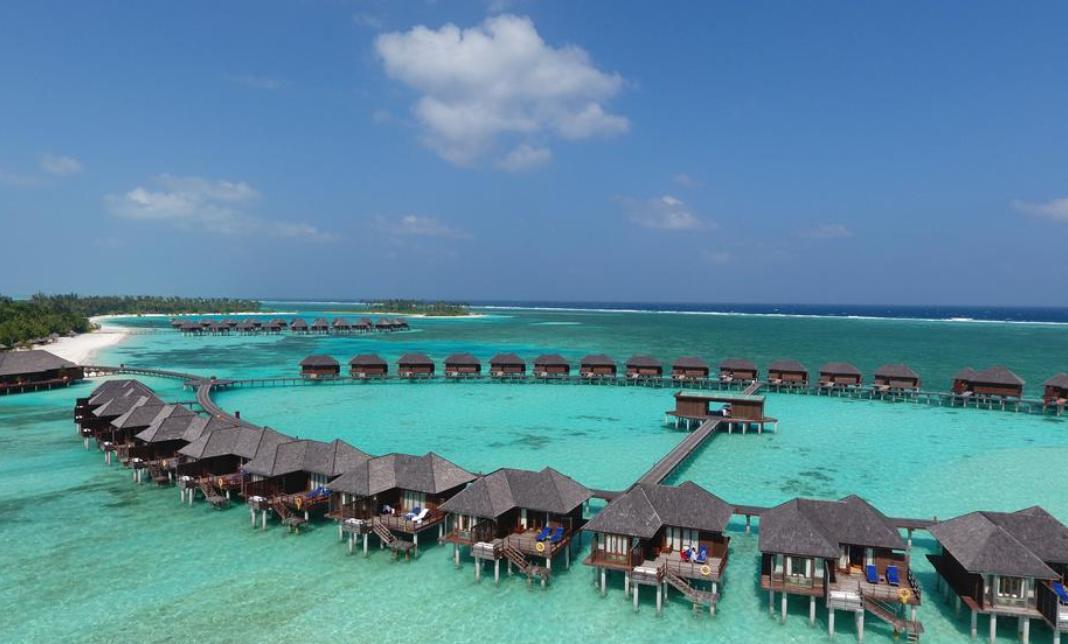 maldives 双鱼岛 欧芙菲莉岛 Olhuveli Beach & Spa Resort 漂亮马尔代夫图片相册集