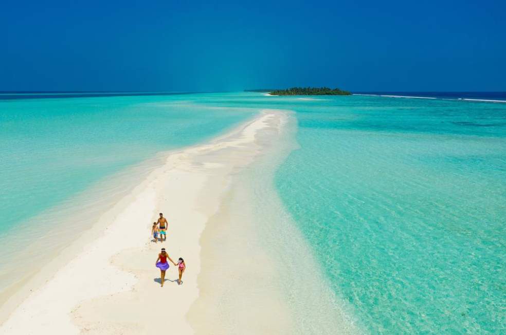 康迪玛|坎迪玛 Kandima Maldives ,马尔代夫风景图片集:沙滩beach与海水water太美,泳池pool与水上活动watersport好玩