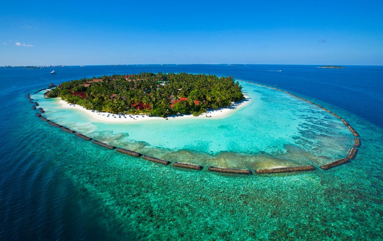 maldives 椰子岛|可伦巴岛 Kurumba 漂亮马尔代夫图片相册集