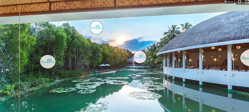 maldives 梦境岛 Dreamland Island 漂亮马尔代夫图片相册集