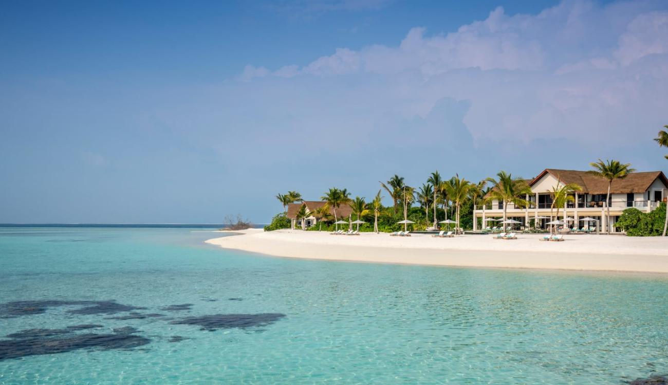 四季沃亚瓦私人岛 four saesaon private island at voavah ,马尔代夫风景图片集:沙滩beach与海水water太美,泳池pool与水上活动watersport好玩