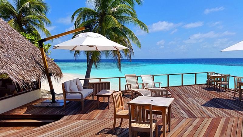 maldives 马库努都 Makunadu island 漂亮马尔代夫图片相册集