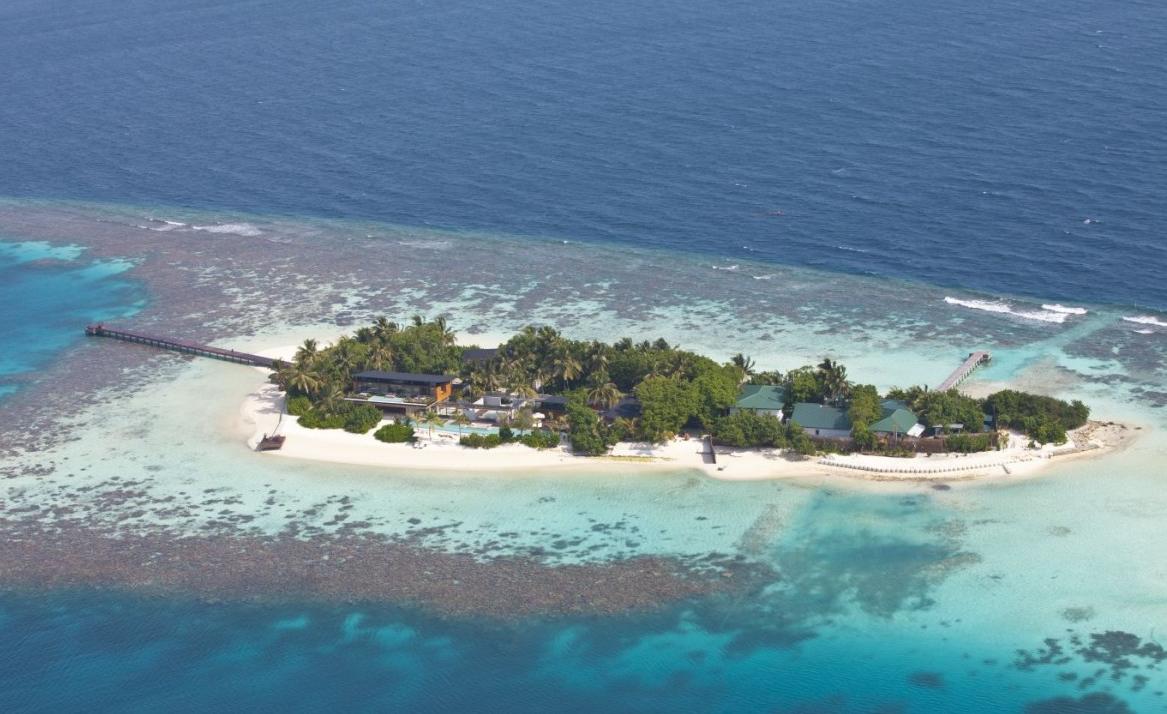 库达希蒂岛 Coco Privé Kuda Hithi Island ,马尔代夫风景图片集:沙滩beach与海水water太美,泳池pool与水上活动watersport好玩