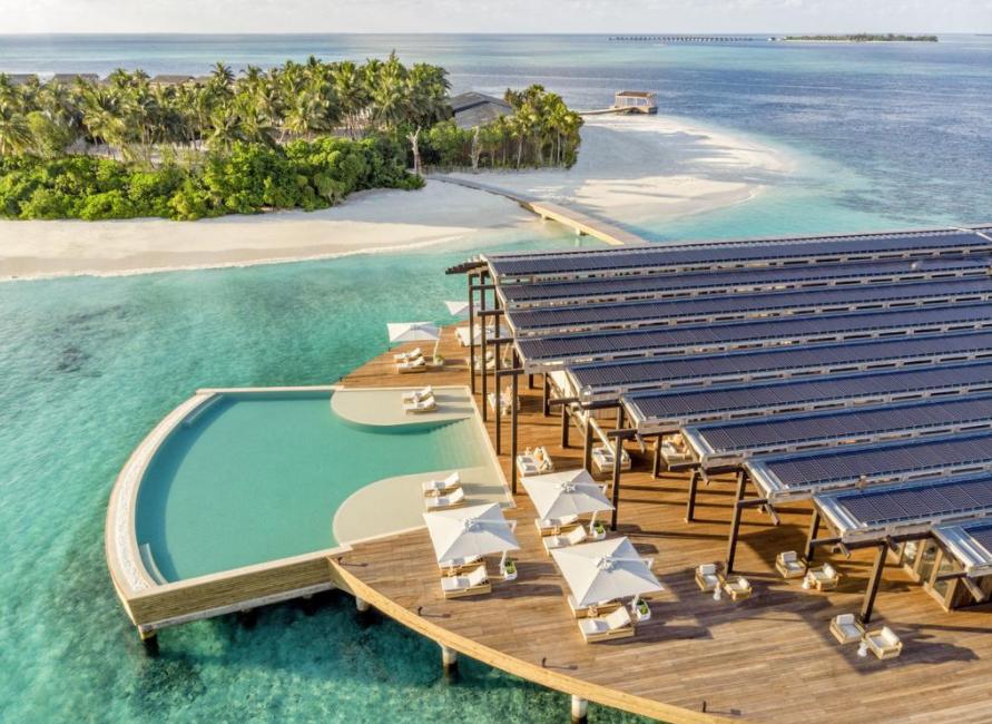 库达度私人岛 Kudadoo ,马尔代夫风景图片集:沙滩beach与海水water太美,泳池pool与水上活动watersport好玩