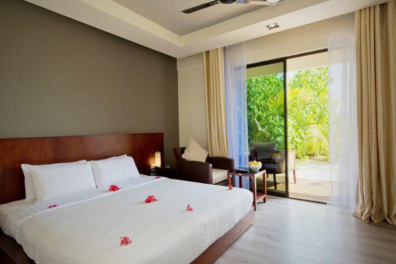 标准客房-Standard room 房型图片及房间装修风格(埃雅度 Eriyadu Island Resort)海岛马尔代夫