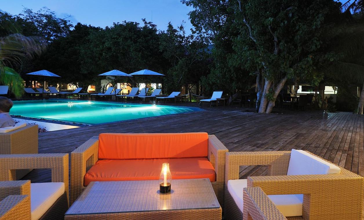 马尔代夫 埃雅度|艾瑞亚 Eriyadu Island Resort 平面地图查看