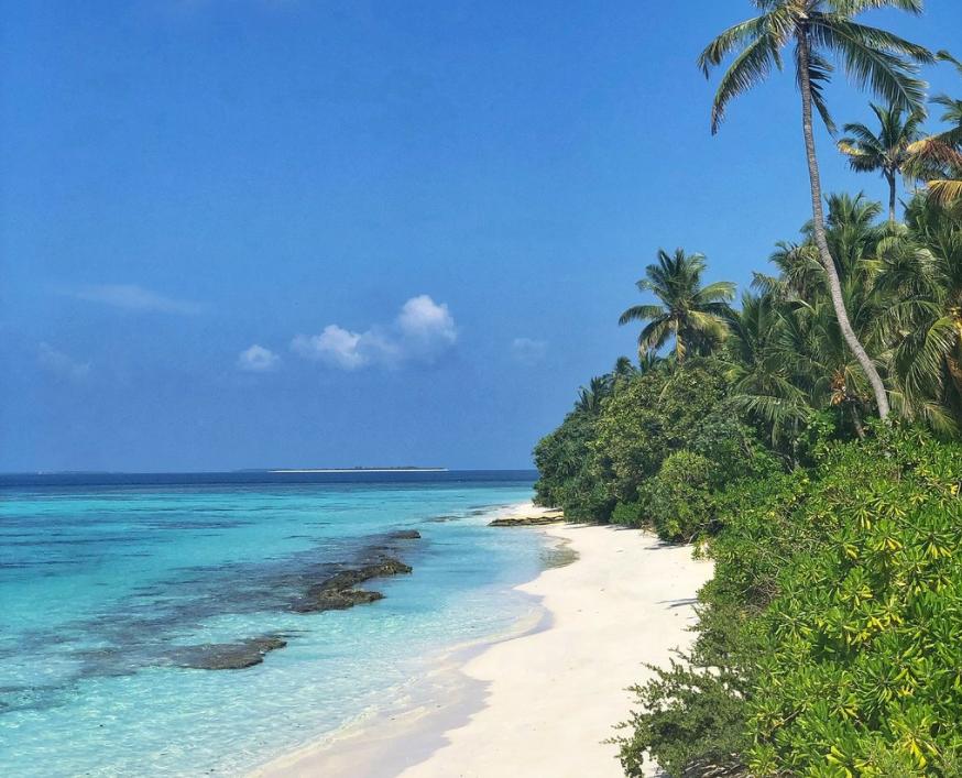 娇丽岛 Joali Maldives ,马尔代夫风景图片集:沙滩beach与海水water太美,泳池pool与水上活动watersport好玩