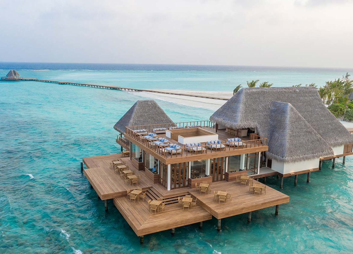 海瑞坦斯阿拉岛|瑰宝岛 Heritance Aarah Maldives ,马尔代夫风景图片集:沙滩beach与海水water太美,泳池pool与水上活动watersport好玩