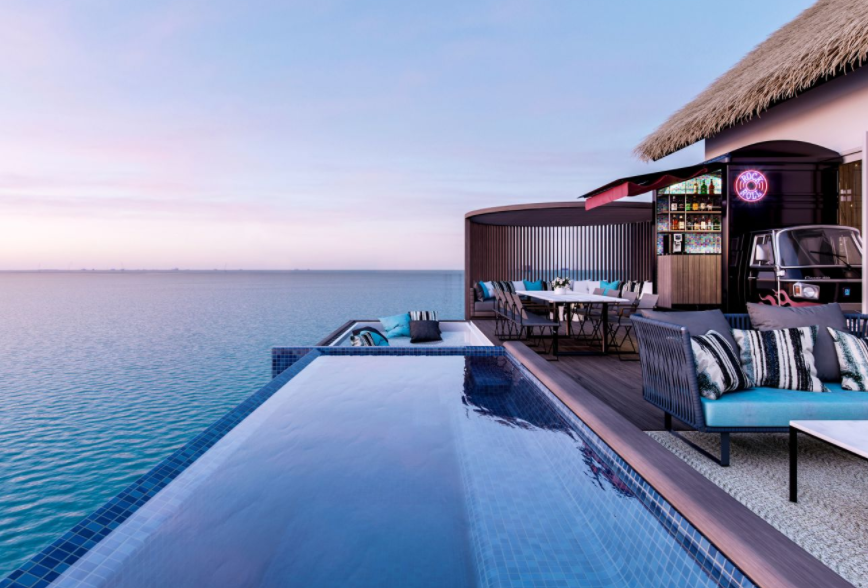 TBA-房型预览(未出具体房型) 房型图片及房间装修风格(硬石酒店 HARD ROCK HOTEL MALDIVES)海岛马尔代夫