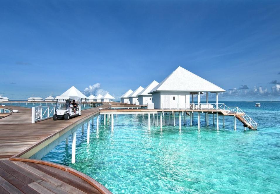 maldives 钻石泰达芙士岛 Diamonds Thudufushi 漂亮马尔代夫图片相册集