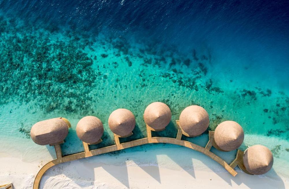 maldives 洲际酒店(ihg) InterContinental Maldives Maamunagau Resort 漂亮马尔代夫图片相册集
