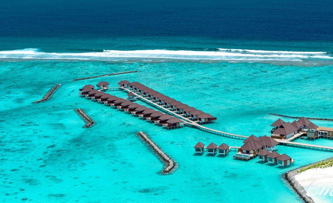 maldives 瓦露岛 VARU BY ATMOSPHERE 漂亮马尔代夫图片相册集