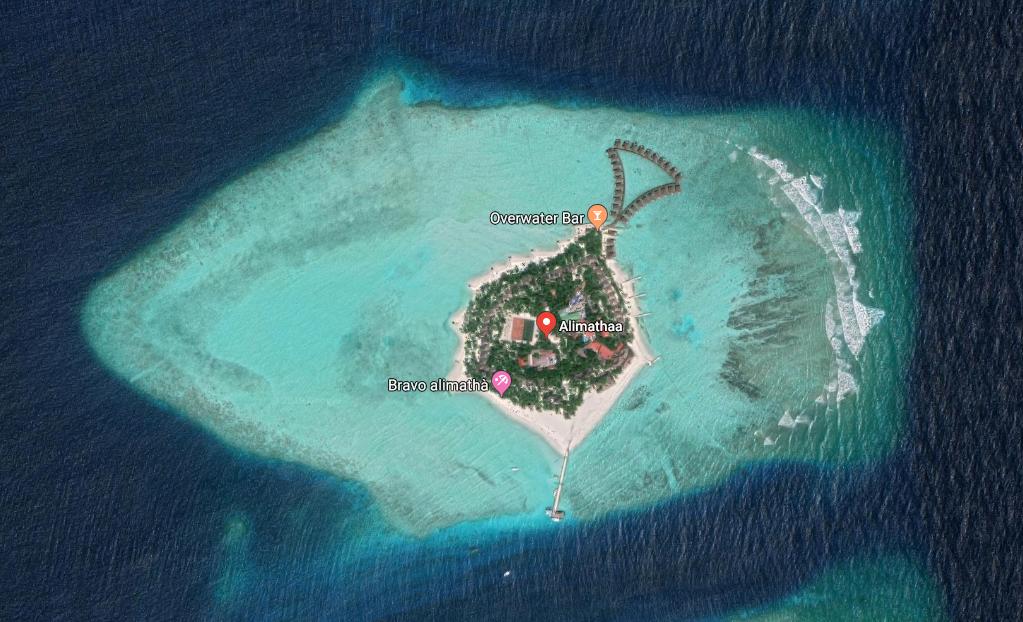 maldives 安利玛莎 Alimatha Aquatic Resort  漂亮马尔代夫图片相册集