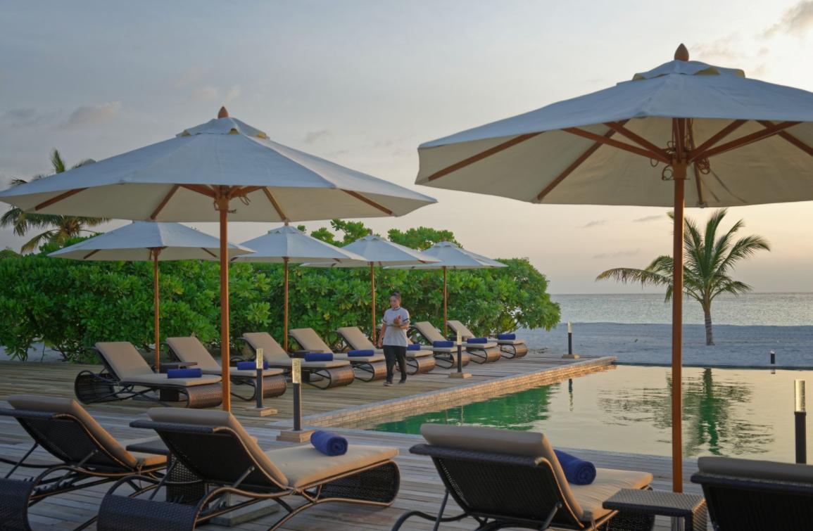 马尔代夫 布伦尼亚岛 Brennia Kottefaru Resort  Spa Maldives 平面地图查看