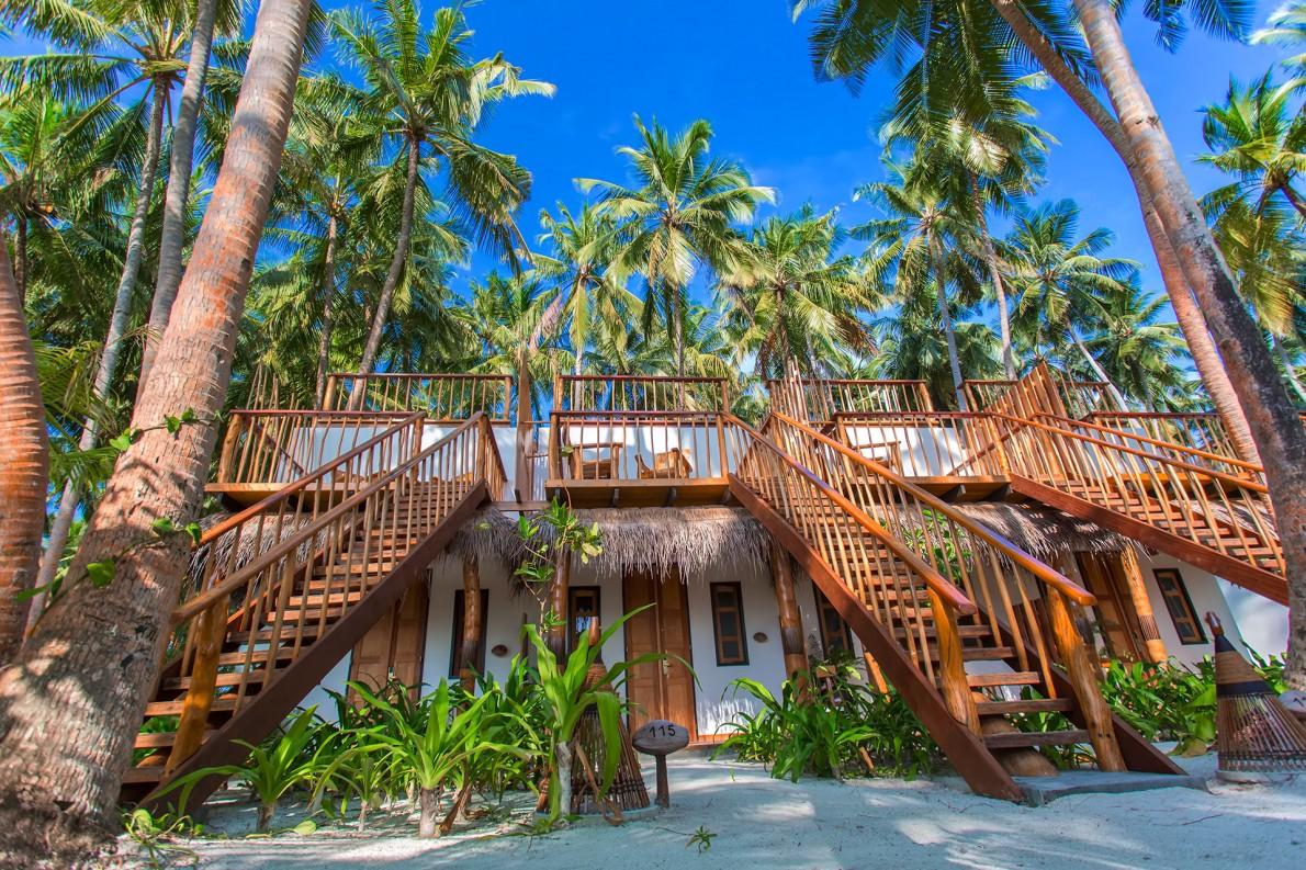 花园房-Kotari 房型图片及房间装修风格(艾菲伊自然度假岛 AaaVeee Nature