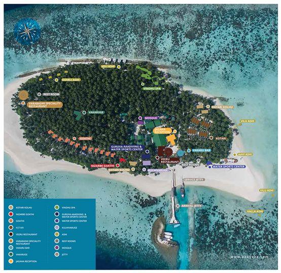 马尔代夫 艾菲伊自然度假岛 AaaVeee Nature