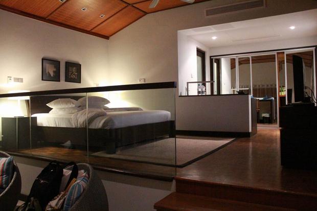维拉沙鲁岛房间
