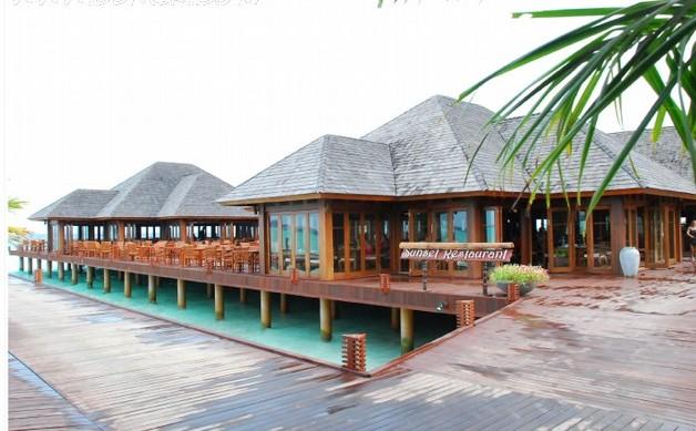 水上屋2,博博客专访活动,豪华水上屋,马尔代夫,蜜月