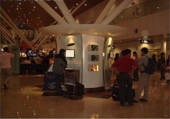 吉隆坡机场免费上网,博博客专访活动,飞机,马尔代夫,马航,蜜月