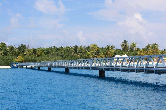 马尔代夫游记(一)初到港丽岛
