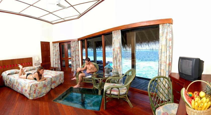 maldives 绚丽岛_伦娜里岛 Adaaran Rannalhi Club 漂亮马尔代夫图片相册集