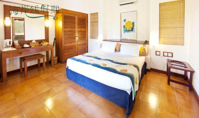 海滨标准房-Standard Rooms 房型图片及房间装修风格(绚丽岛_伦娜里岛 Adaaran Rannalhi Club)海岛马尔代夫