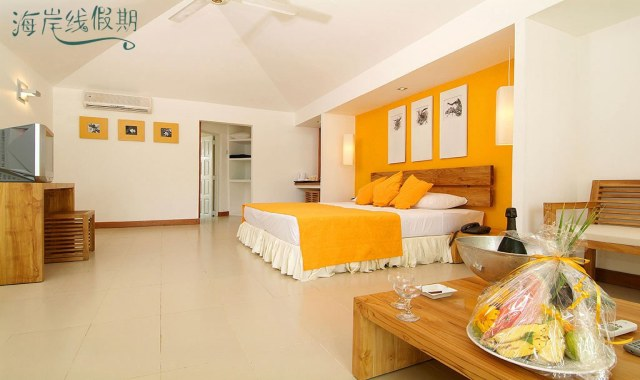 海滩别墅-Beach Villa 房型图片及房间装修风格(白金岛|大劳力士岛 Adaraan Hudhuranfushi)海岛马尔代夫
