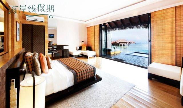 日出水上别墅-Sunrise Water Villas 房型图片及房间装修风格(瓦度岛 Adaaran Vadoo)海岛马尔代夫