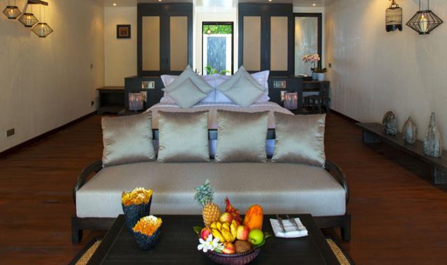 日落海滩别墅-Sunset Beach Villas 房型图片及房间装修风格(卡尼富士岛 Atmosphere Kanifushi Maldives)海岛马尔代夫
