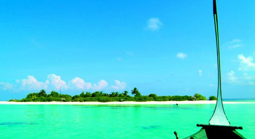白雅湖岛|比亚度 Biyadhoo Island 鸟瞰地图birdview map清晰版 马尔代夫