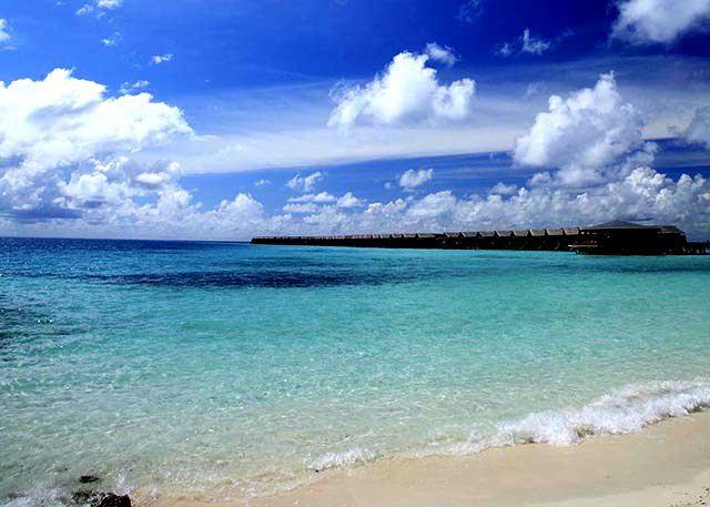 maldives 国王岛(圣塔拉富士) Centara Ras Fushi 漂亮马尔代夫图片相册集