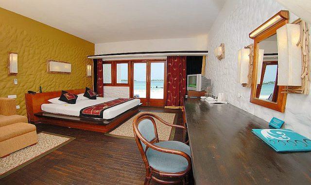 海景精致套房-Superior  Rooms 房型图片及房间装修风格(梦幻岛 Chaaya Island  Dhonveli)海岛马尔代夫