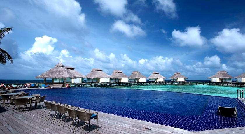 艾拉胡岛|艾拉湖 Ellaidhoo By Cinnamon ,马尔代夫风景图片集:沙滩beach与海水water太美,泳池pool与水上活动watersport好玩